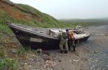 лодка КНДР