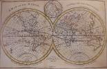 Английская карта, 1781 г.