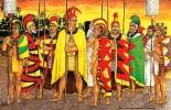 Островной постмодерн - вожди-апостолы