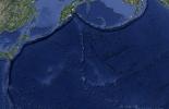 Снимок космический, северной и центральной части ТО