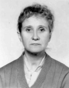 Чернавская  Валентина Николаевна